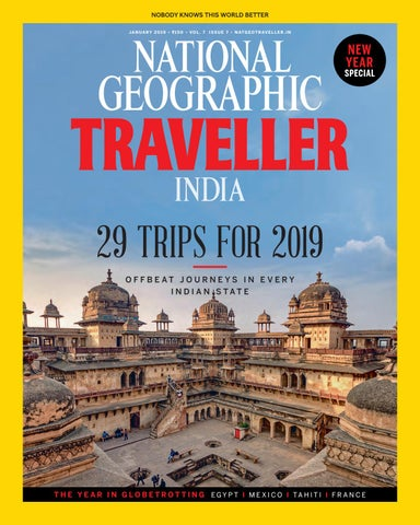 658842af1d National Geographic Traveller India January 2019 by National ...