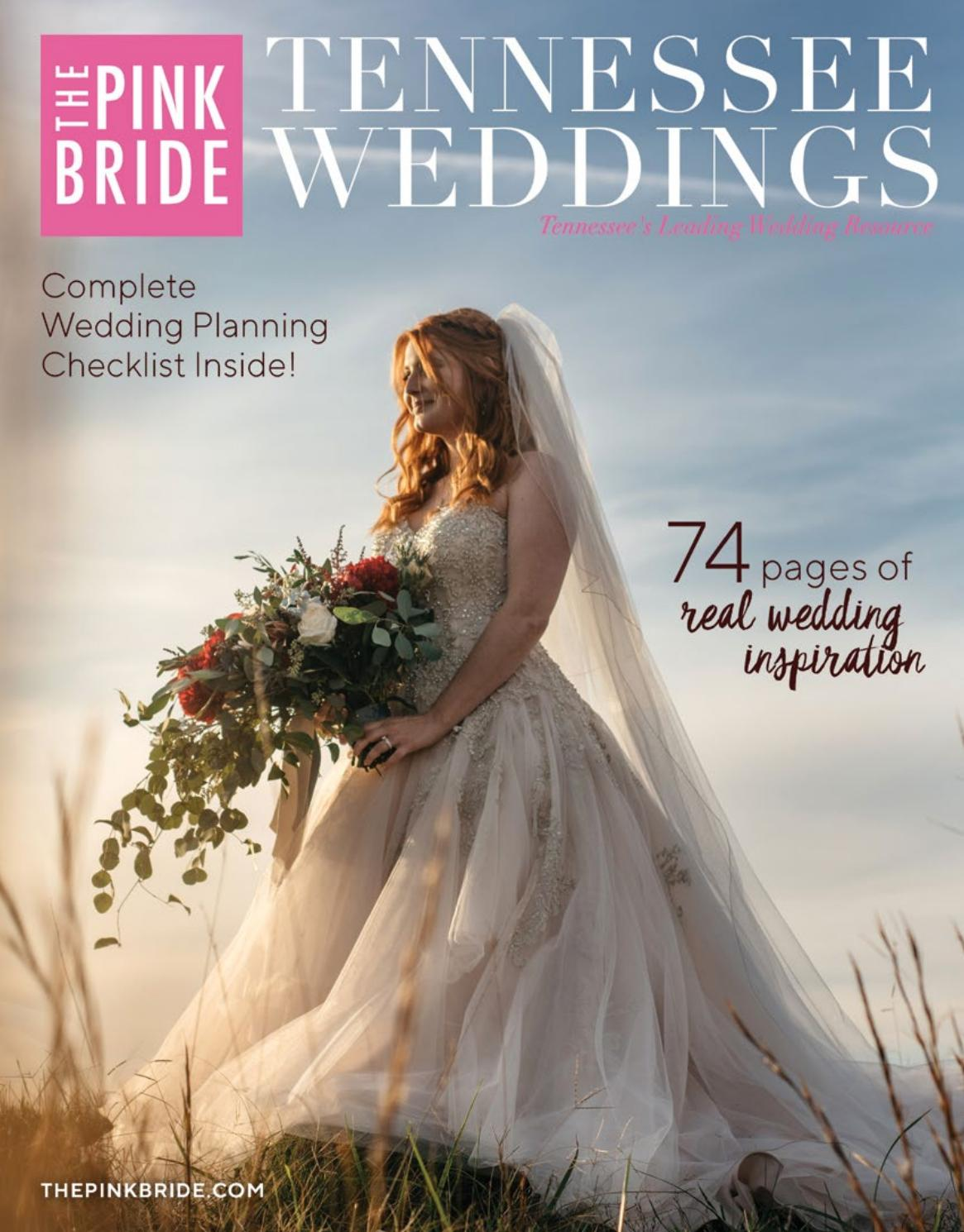 f14d255aad1 The Pink Bride TN Weddings Spring 2019 by The Pink Bride - issuu