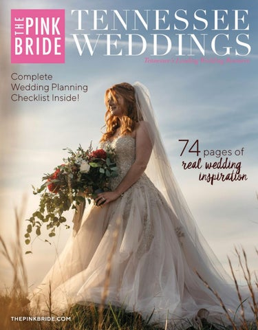 fe5f5cf3947 The Pink Bride TN Weddings Spring 2019 by The Pink Bride - issuu