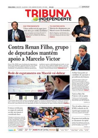 TERÇA-FEIRA n MACEIÓ - ALAGOAS - 8 DE JANEIRO DE 2019 - Nº 3.305 - 774bcbdc93c22