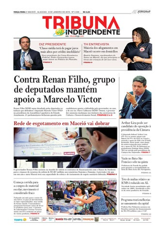 TERÇA-FEIRA n MACEIÓ - ALAGOAS - 8 DE JANEIRO DE 2019 - Nº 3.305 - 5a105fd0ad47d
