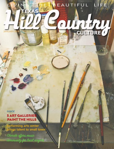 ec6a8c8727 Texas Hill Country Culture January 2019 by Kerrville Daily Times - issuu