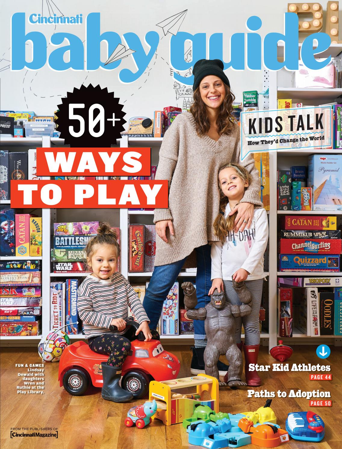 Cincinnati Baby Guide 2018-2019 by Cincinnati Magazine - issuu