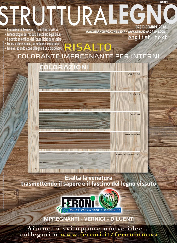 023 StrutturaLegno 2018 by Web and Magazine s.r.l. - issuu 70595bb7eb8d