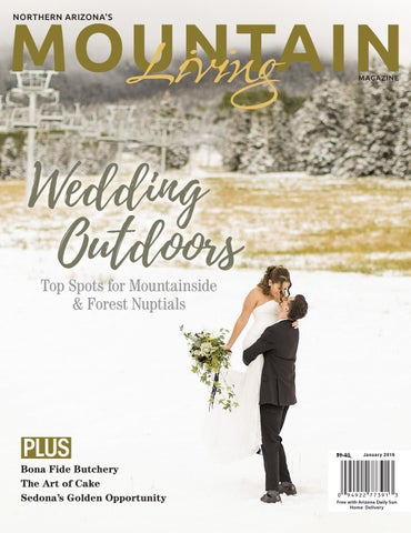 Northern Arizona's Mt Living Magazine | January 2019 by Arizona