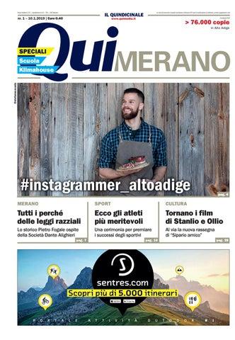 QuiMerano nr1 2019 by suedtirolonline - issuu 1b160f7222f