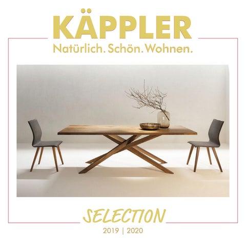 Minikatalog Selection 20192020 By Kaeppler Wohnen Issuu