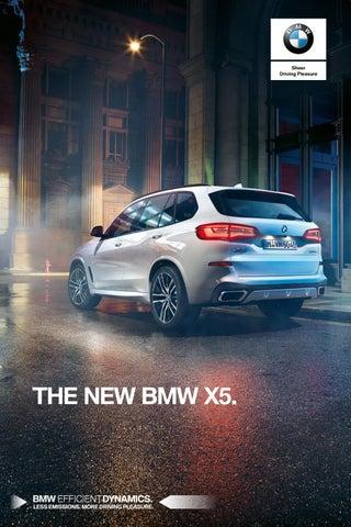 BMW X5 - Bæklingur by BL ehf  - issuu
