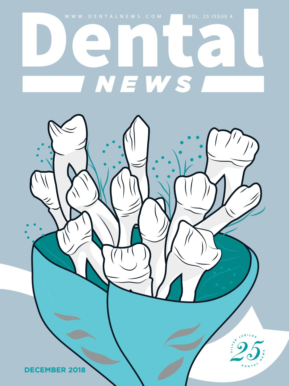 Dental News December 2018 + Yearbook 2019 by Dental News - issuu