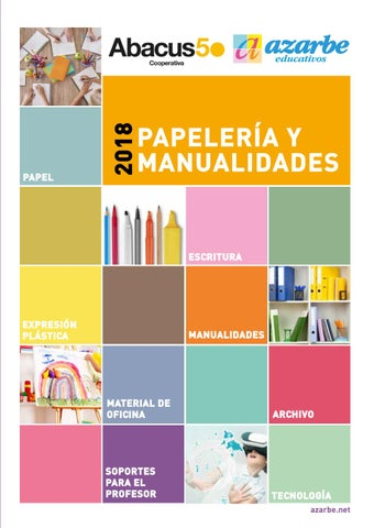 1399acd92 Catálogo Papelería y Manualidades Titere by Abacus cooperativa - issuu