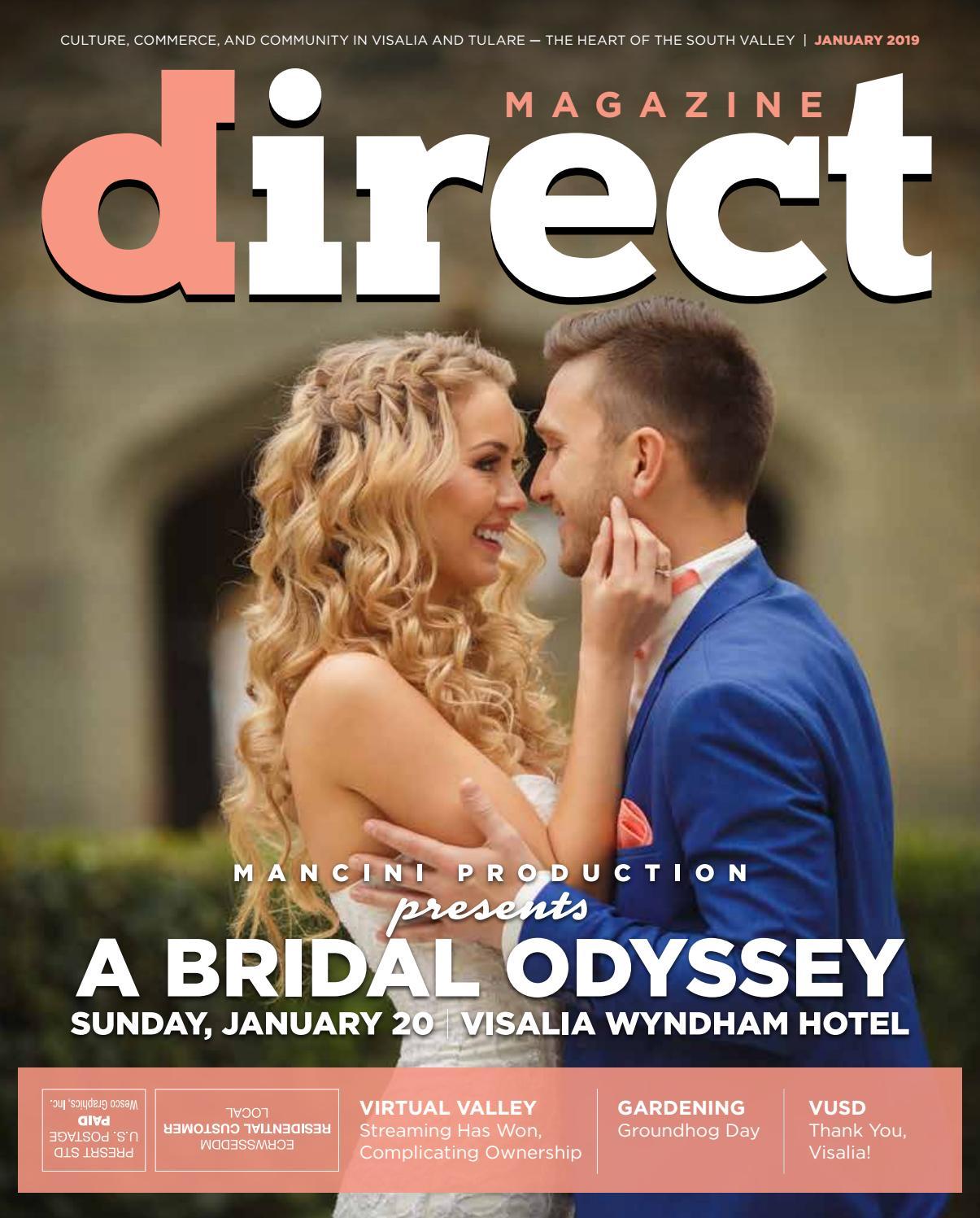 Visalia Direct Magazine - January 2019 by Direct Magazine