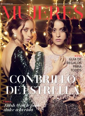 7f314a2a6 MUJERES DICIEMBRE 2018 by Grupo Editorial Altamirano - issuu