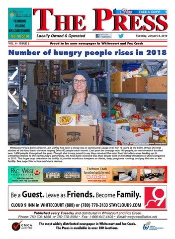 January 8 by WHITECOURT PRESS - issuu