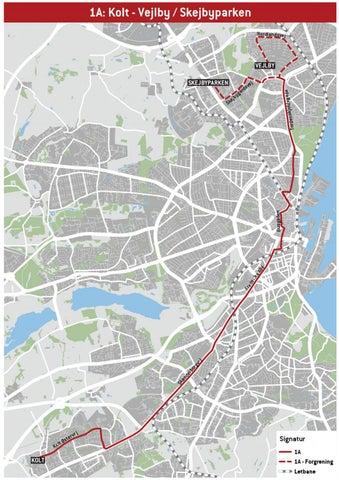 Zonekort midttrafik