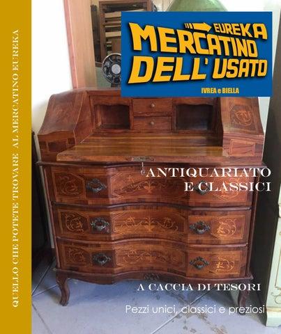 Dove Trovare Mobili Usati.03 Eureka Mercatino Catalogo Classici E Preziosi By