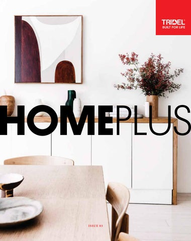 Excellent Tridel Home Plus Magazine By Tridel Issuu Home Interior And Landscaping Ferensignezvosmurscom