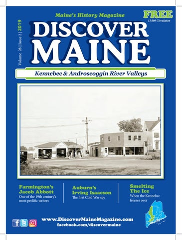 2019 Kennebec-Androscoggin-River Valleys by Discover Maine Magazine