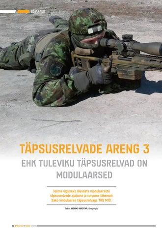Page 36 of Täpsusrelvade areng 3 ehk Tuleviku täpsusrelvad on modulaarsed