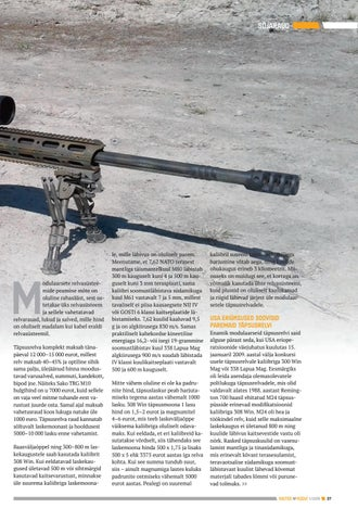 Page 37 of Täpsusrelvade areng 3 ehk Tuleviku täpsusrelvad on modulaarsed