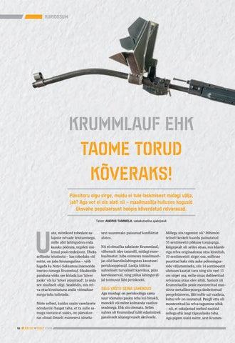 Page 50 of Krummlauf ehk Taome torud kõveraks!