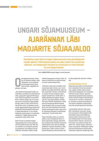 Page 68 of Ungari sõjamuuseum – ajarännak läbi madjarite sõjaajaloo