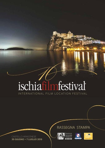 Rassegna stampa Ischia Film Festival 2018 by Ass  Cult  Art