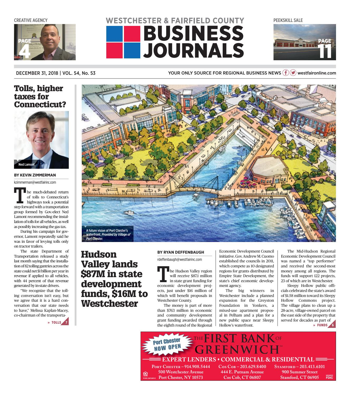 b37f1f3fbaf Westchester   Fairfield County Business Journals 123118 by Wag Magazine -  issuu