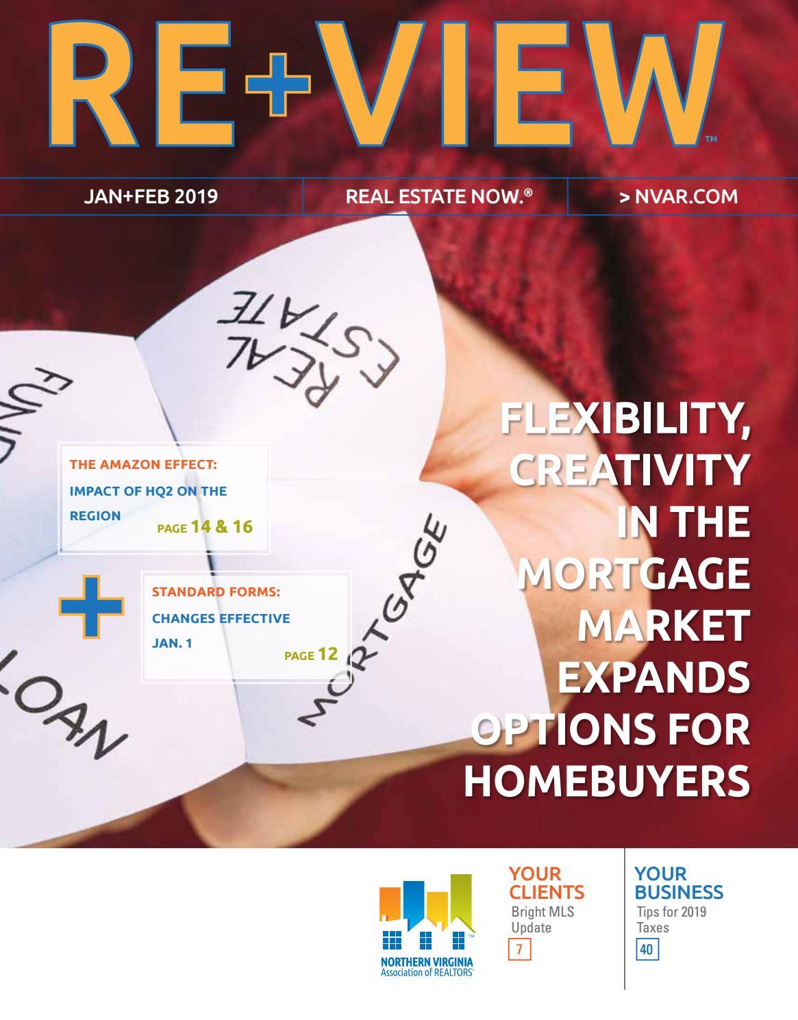 2019-JanFeb RE+VIEW magazine