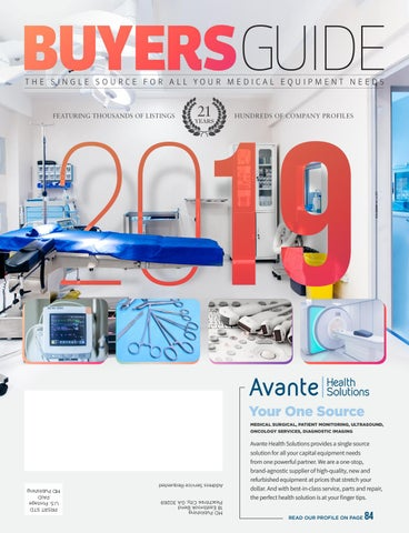 2019 Buyers Guide by MD Publishing - issuu