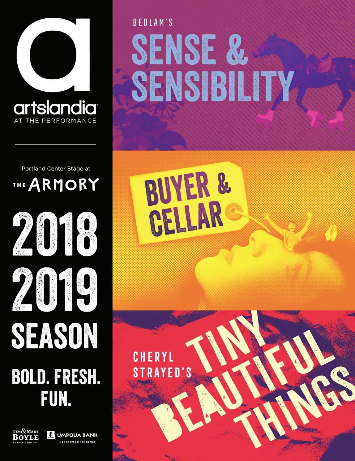 dfa325f0bf7 Sense   Sensibility   Buyer   Cellar   Tiny Beautiful Things - Portland  Center Stage at The Armory by Artslandia - issuu