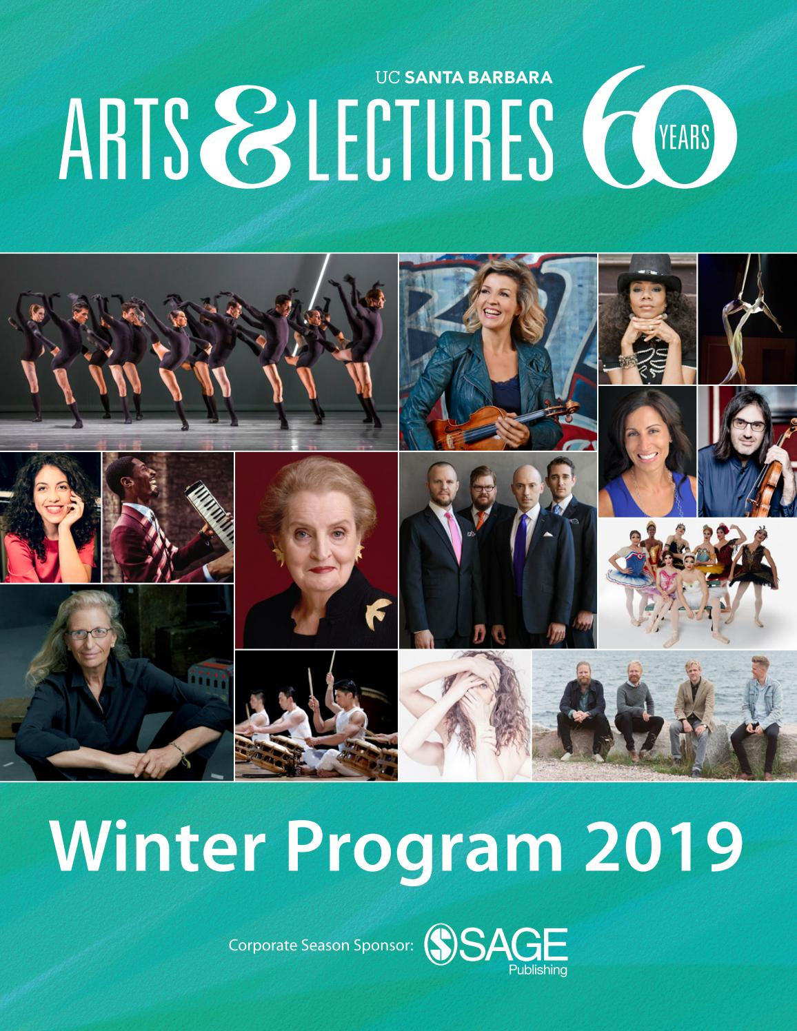 ucsb arts lectures winter program 2019 by ucsb arts. Black Bedroom Furniture Sets. Home Design Ideas