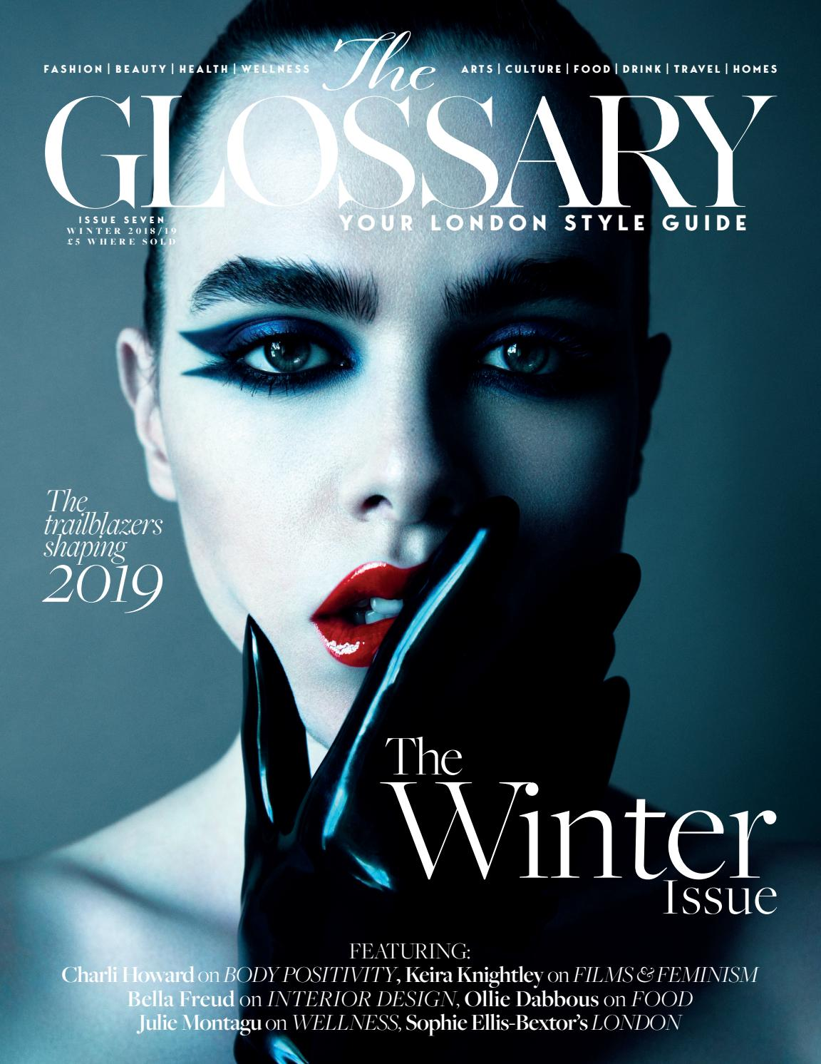 051a5f8ac3c2 The Glossary Winter 2018 19 by Neighbourhood Media - issuu
