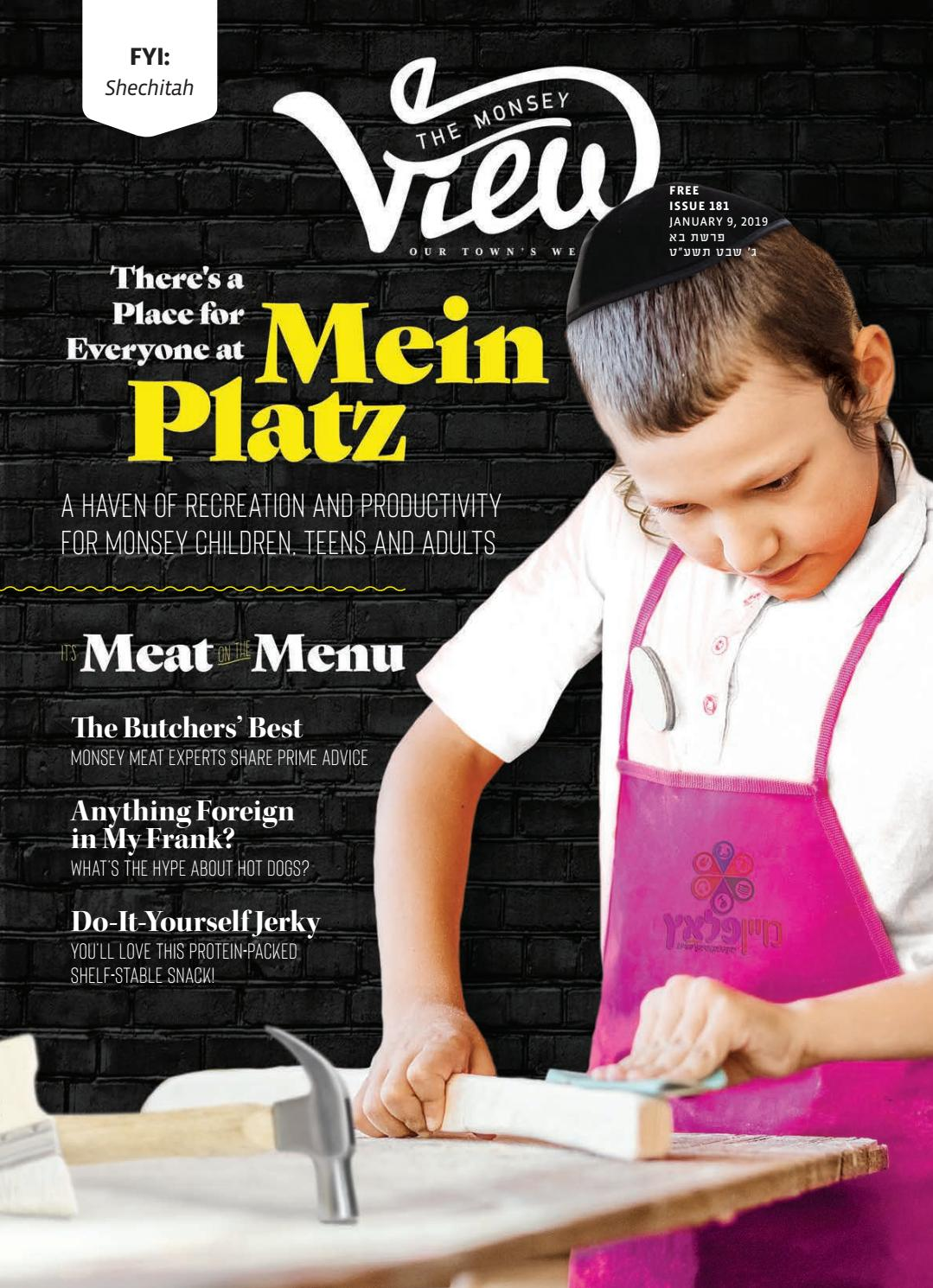 ff52d61cff2 Issue 181 by The Monsey View - issuu