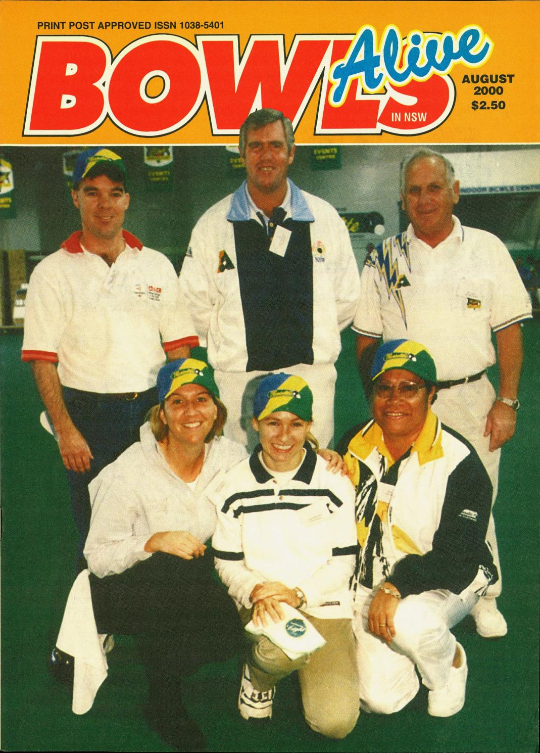 Bowls Alive August 2000 by Bowls NSW - issuu