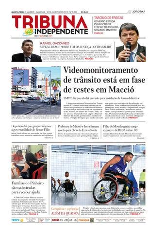 Edição número 3306 - 9 de janeiro de 2019 by Tribuna Hoje - issuu 7e88db384c103