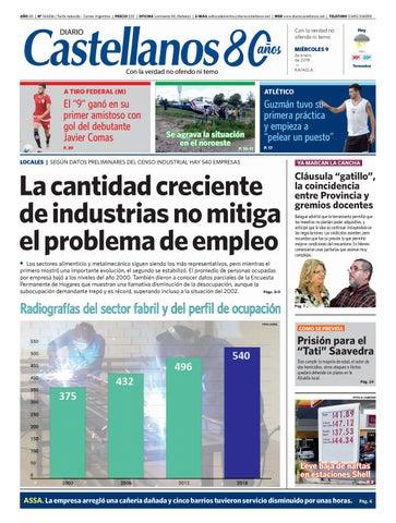 Diario Castellanos 09 01 19 by Diario Castellanos - issuu 87767cd4af432
