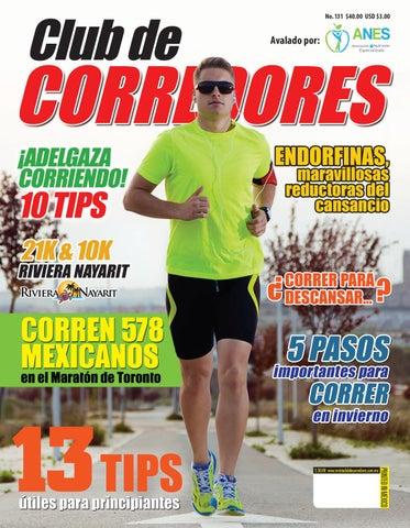 Suplementos para corredores maraton
