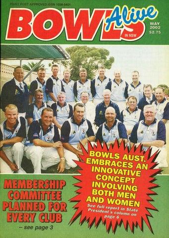 Bowls Nsw Magazine May 2004 By Bowls Nsw Issuu