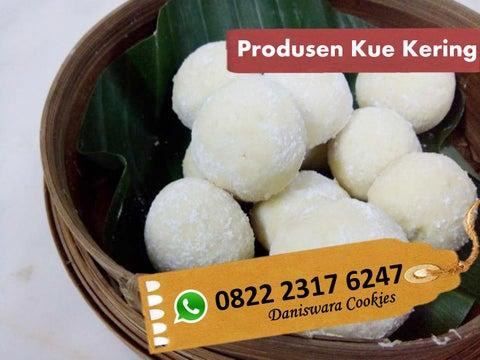 0822 2317 6247 Distributor Kue Kacang Distributor Kue Kacang Jember By Produsenkuekering Issuu