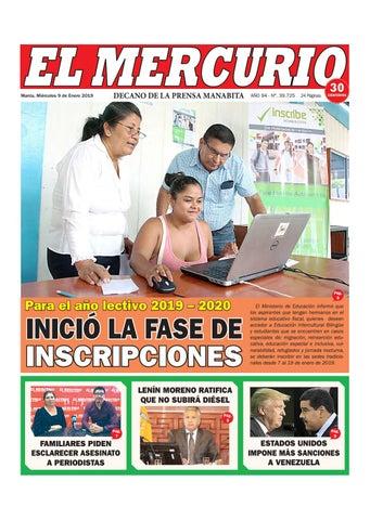 68cdfbf628dc MIERCOLES 09 DE ENERO DE 2019 by Diario El mercurio - issuu