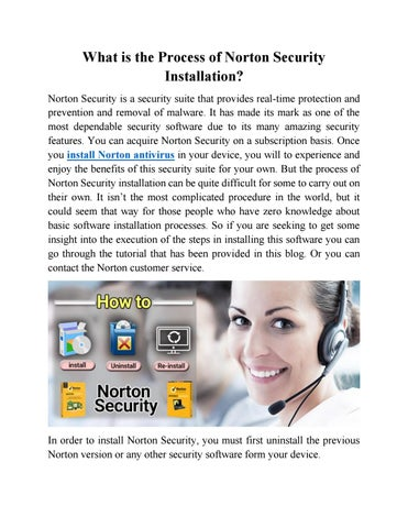 Download free Norton antivirus