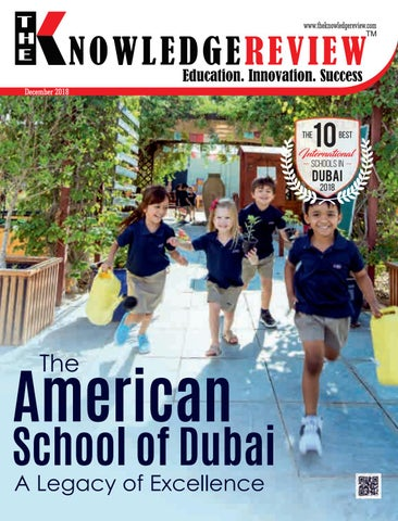 The 10 Best International Schools in Dubai 2018 by The Knowledge