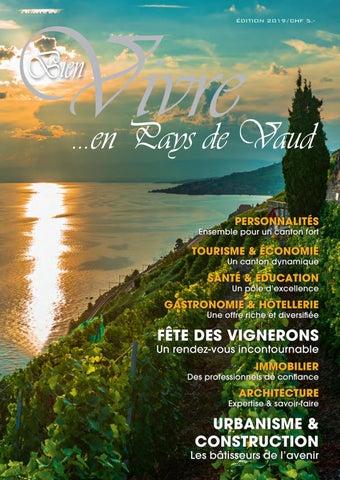 Bien Vivre en Pays de Vaud 2019 by Bien Vivre - issuu d97ccd4b9e8c