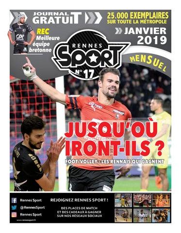 bd34b6031ad7e Rennes Sport n°17 by Marie Martel - issuu
