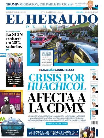 7e63af12514a5 9 de enero de 2019 by El Heraldo de México - issuu