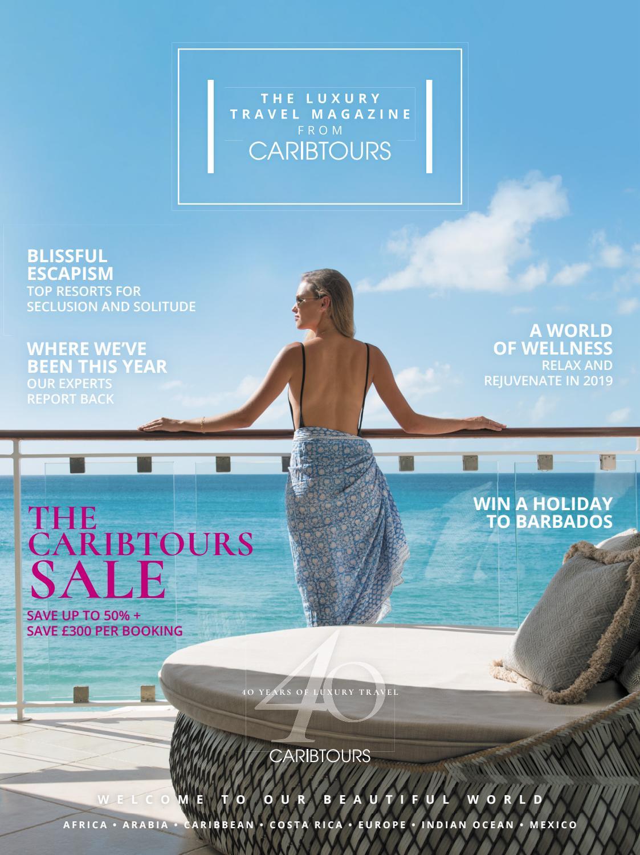 subscription caribbean travel magazine