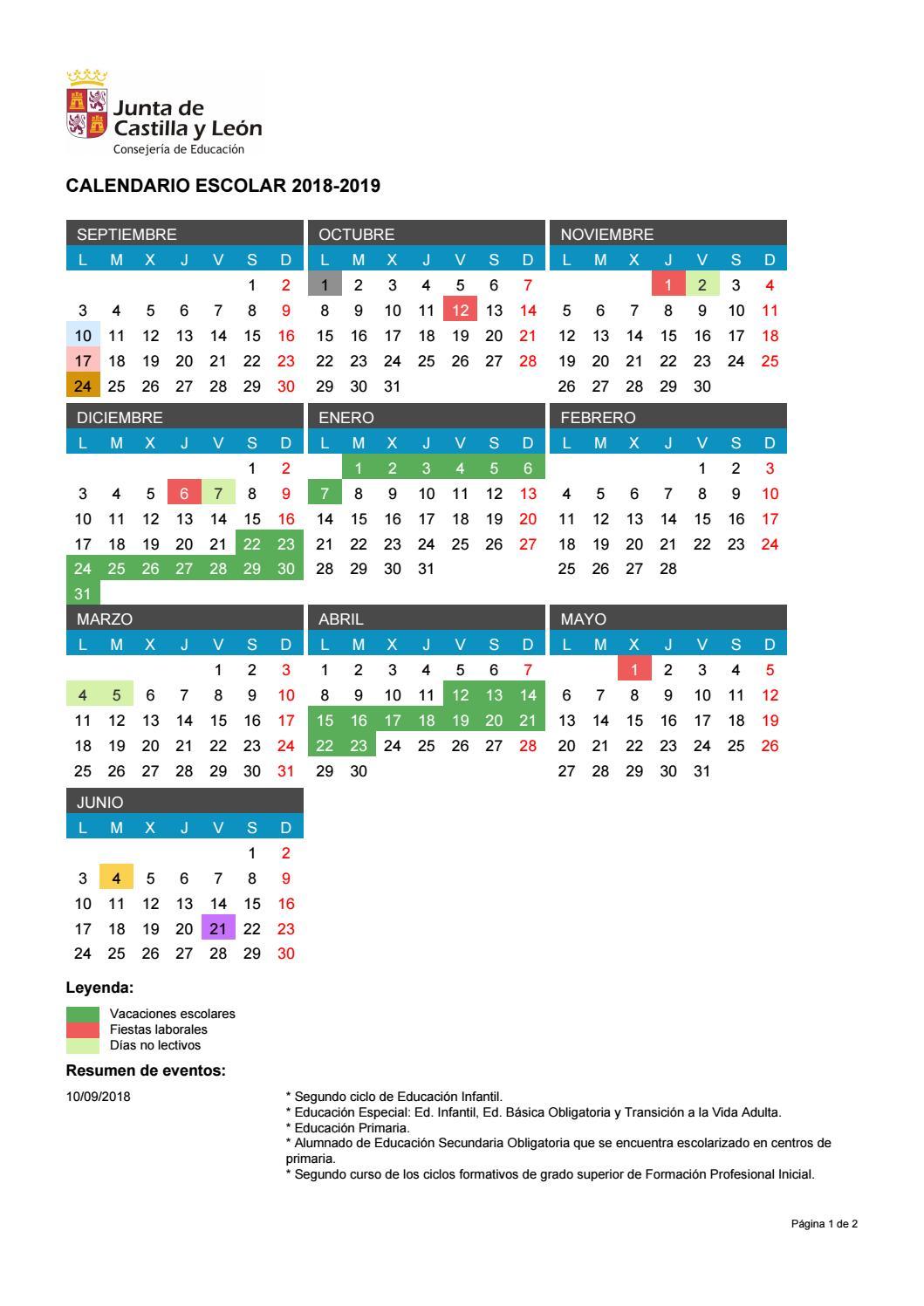 Calendario By María Vidal Madrid Issuu