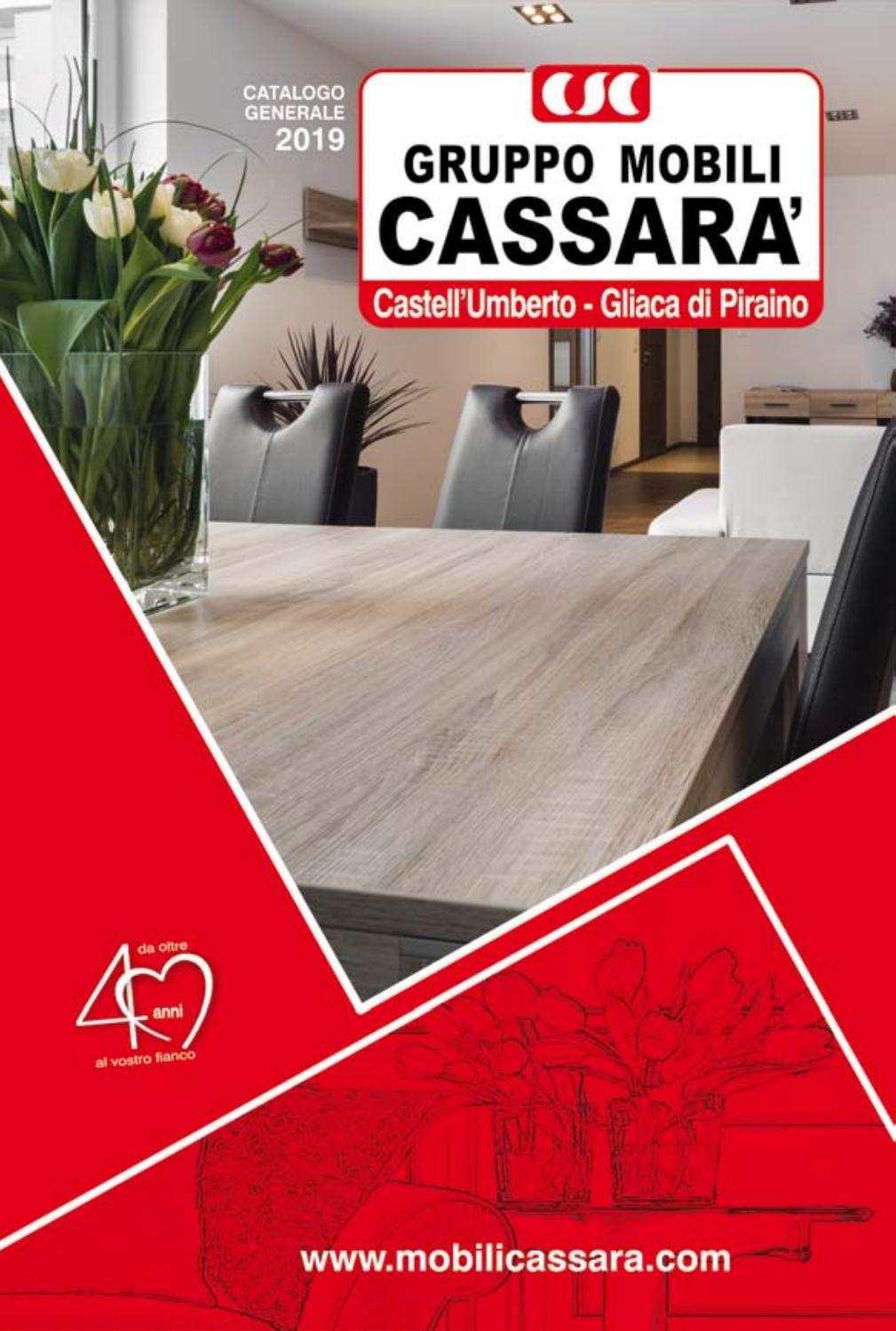 Gruppo Mobili Cassara.Catalogo 2019 Mobili Cassara By Agenziawebdeveloper Issuu