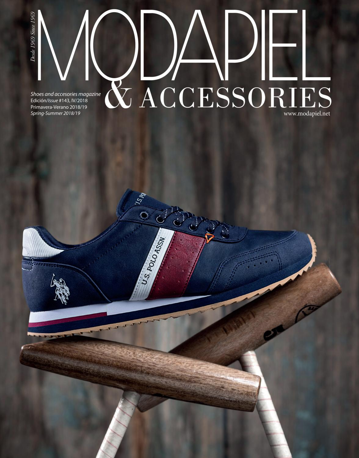 eb51cc0b Modapiel & Accessories 143 Shoes and accessories magazine by Prensa Técnica  S.L. - issuu