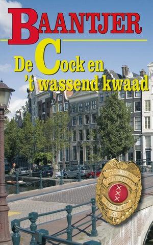Baantjer De Cock En T Wassend Kwaad By Yoursurprisecom Issuu
